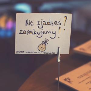 ekologiczne opakowania na wynos wegańska restauracja Wroclaw