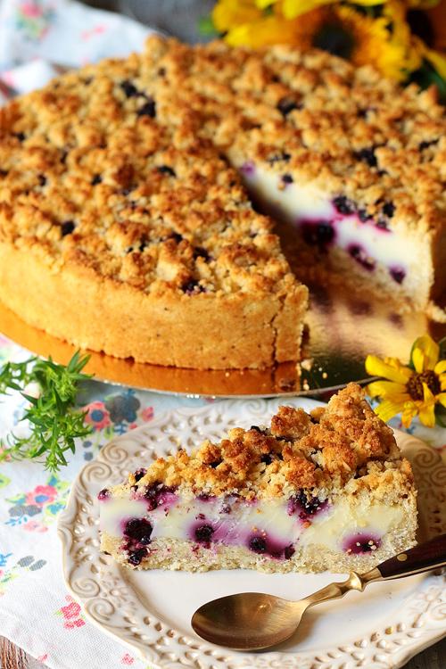 kruche ciasto z budyniem wegańskie bez glutenu sezonowe